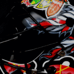 Corey Crawford Chicago Blackhawks 2017 Goalie Mask