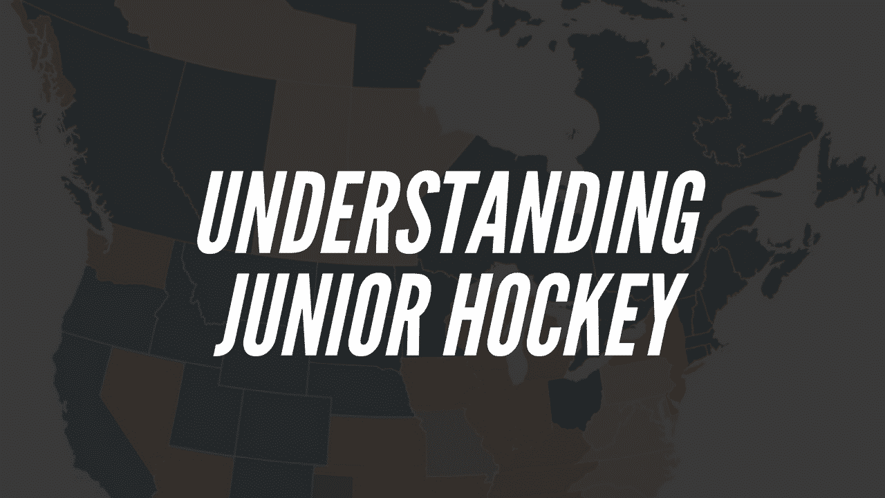 Understanding Junior Hockey Levels Of Junior Hockey