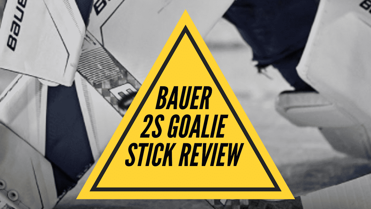 Bauer 2S Goalie Stick Review + Everything We Know