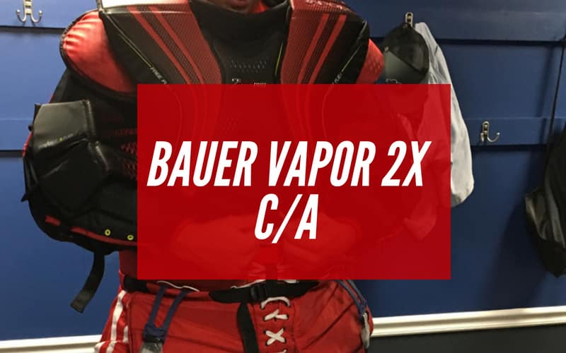 Bauer Vapor 2X Chest Protector Review + Everything We Know
